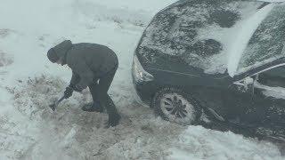 Снежок в Москве выпал :)
