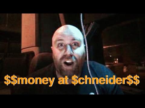 Schneider Company Driver: $70k a year!