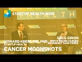 Lessons from the White House Cancer Moonshot with Greg Simon NOW #116