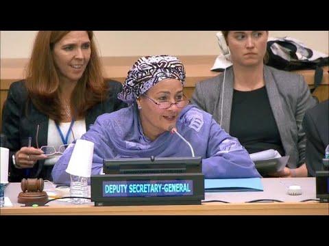 What is Democracy? - Keynote address by Amina J. Mohammed (Deputy Secretary-General)
