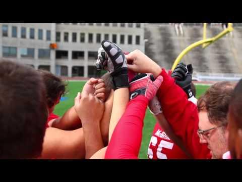 McGill Redmen Football 2015 Highlights