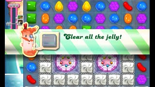 Candy Crush Saga Level 505 walkthrough (no boosters)