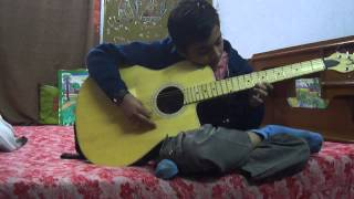 Bazigar O Bazigar on guitar by Sagar