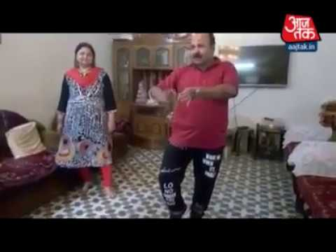Sanjeev Srivastava Fufa ji (Uncle's) New Dance Video in Govinda style| Dabbu Uncle