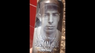 Monster Mike Energy Drink Review Joltin Joe Dimaggio Java