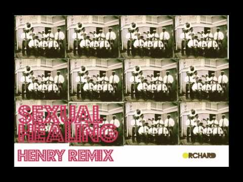 Sexual healing brass remix