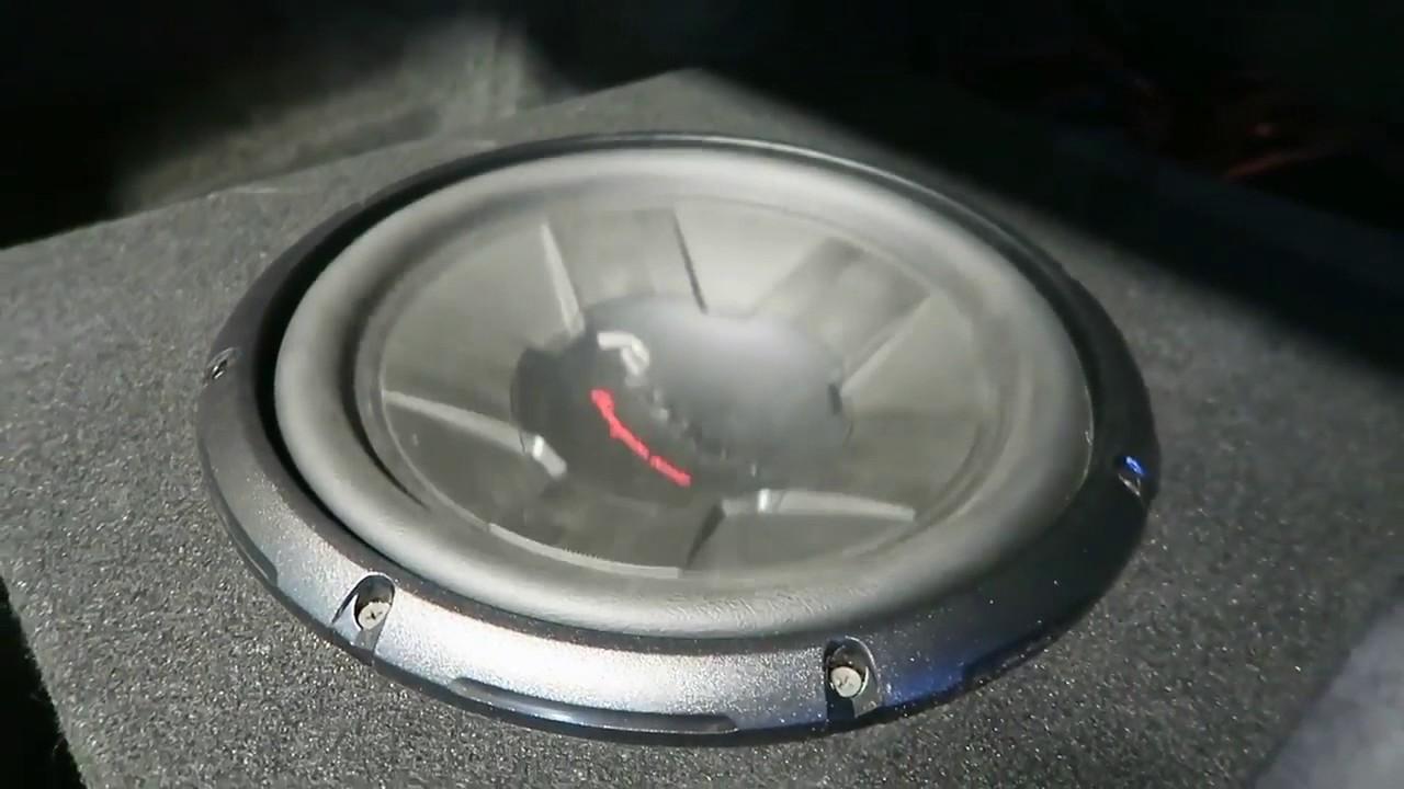 """Mejor Precio 12 /""""de 800 vatios de alta calidad Sub Woofer Hi salida Mejor Sonido"""