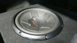 Prueba de Subwoofer Pioneer Doble Bobina Ts-W311D4