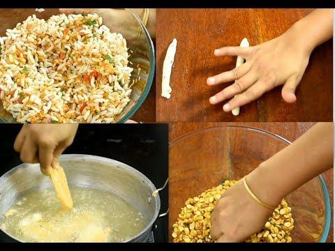 4 Light Evening Snacks  | Quick And Easy Indian Evening Snacks | Tea Time Snacks Recipes