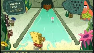 spongebob squarepants full episodes : play bowling games for kids !!