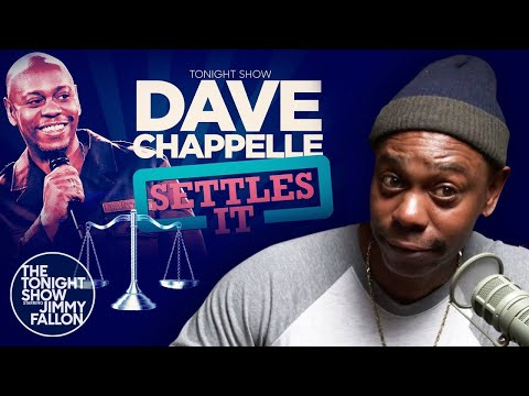 Dave Chappelle Settles the Half-Baked vs. Infused Debate   The Tonight Show