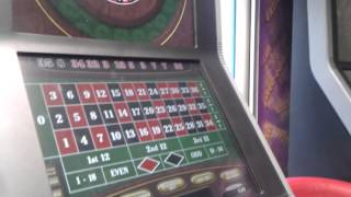proof that bookies roulette is fixed just wont hit black