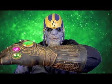 Thanos Forever Avengers: Infinity Wars ASMR Part 3