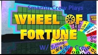 Roblox Wheel Of Fortune W/ Penguin and Bey IM A WINNER! Part 2