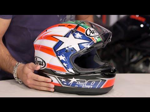 Arai Corsair X Nicky 6 Helmet Review at RevZilla.com