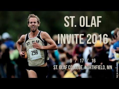 St. Olaf Invitational 2016 - St. Olaf Cross Country