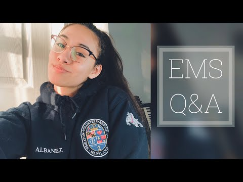 EMS/EMT Q&A  Experience, Pay, Study tips for NREMT