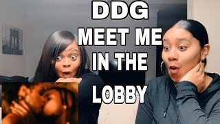 DDG - MEET ME IN THE LOBBY (Official Music Video) REACTION