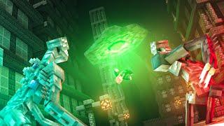 САМОЕ СТРАШНОЕ СУЩЕСТВО - МОНСТР - Серия 9 (Minecraft сериал)