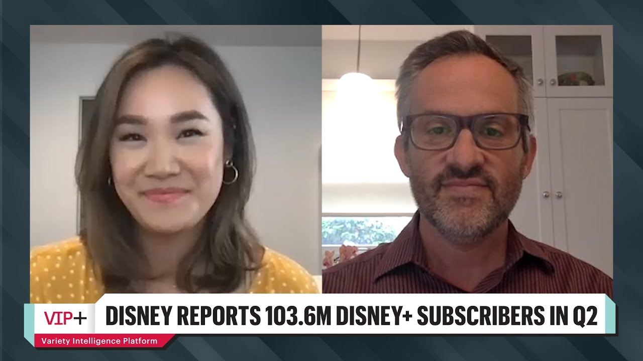 Disney Stock Slumps on Lower Than Expected Disney+ Subscriber Growth in Q2