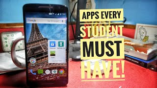 Top apps every student must have!!!!