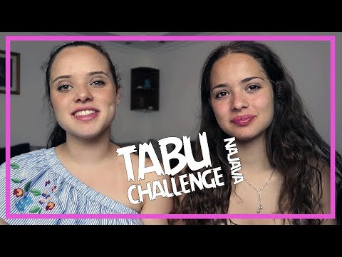 In the next video...Tabu challenge