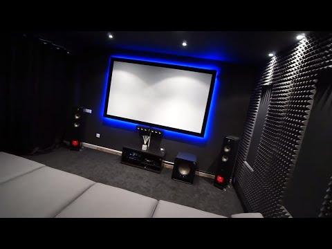 Sorpresa a Las Ratitas hacemos un cine con pantalla gigante en casa ItarteVlogs