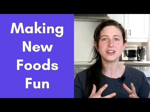 How to Help a Picky Toddler Try More Foods