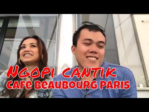 Live - Ngopi-ngopi cantik di Cafe Beaubourg Paris⎢Daily Vlog