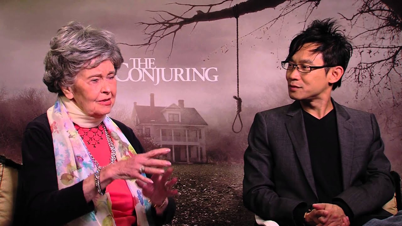 "The Rockman Review ""The Conjuring"" with James Wan & Lorraine Warren"
