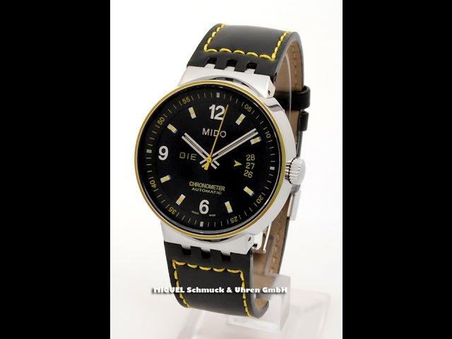 Mido All Dial Automatik Chronometer Ref. M8341.4.F8.4.1 (7740)