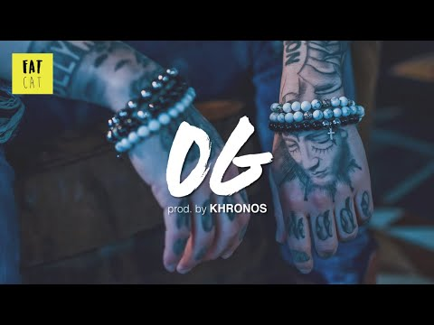 (free) Old School Boom Bap type beat x hip hop instrumental   'OG' prod. by KHRONOS