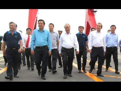 Thủ tướng Chính phủ Nguyễn Xuân Phúc làm việc tại tỉnh Long An