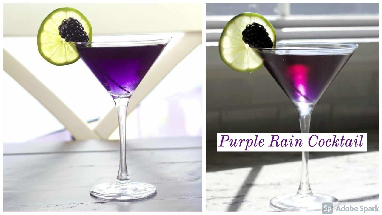 Purple Rain Drink Youtube