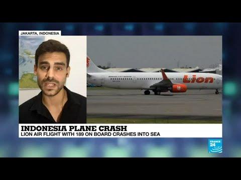 Indonesia Plane Crash: Lion Air Plane Was 'brand New'