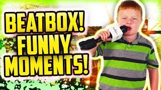 """LITTLE KID FREESTYLE RAPS"" - CSGO Beatbox Funny Moments (BEATBOX FUNNY REACTIONS)"