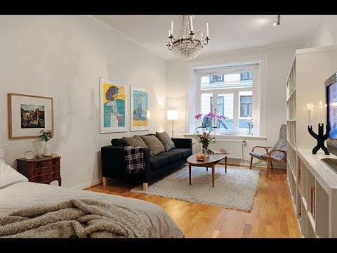 The Perfect Student's Crib : Small But Well Organized Abode | Stockholm, Sweden | HD