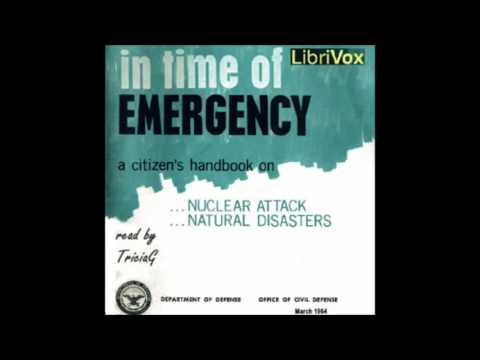 IN TIME OF EMERGENCY - Full AudioBook - Office of Civil Defense