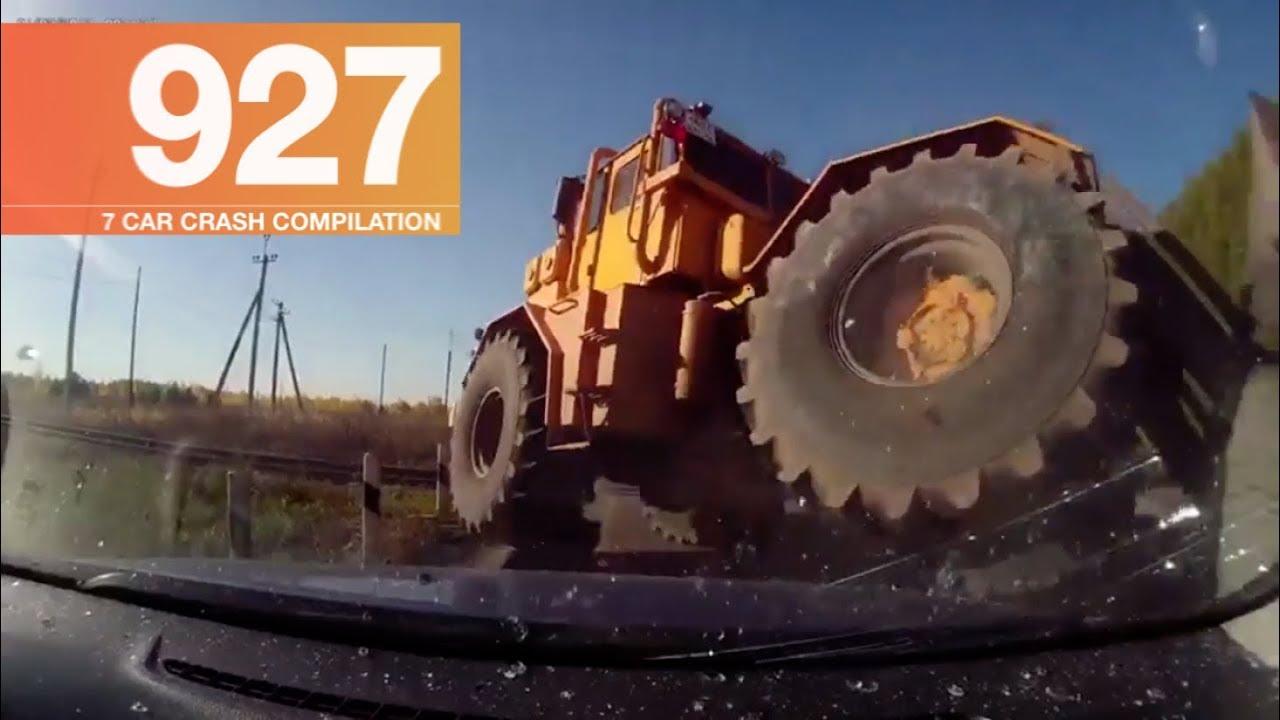 Car Crash Compilation 927 – October 2017
