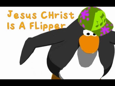 Rappin' For Jesus PARODY (Club Penguin Rap) (CLEAN LYRICS)
