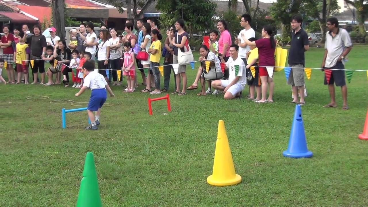 BBMC Kindergarten Sport Day 2013  YouTube