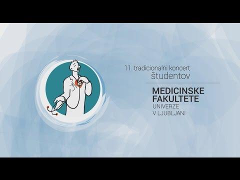 11. tradicionalni koncert študentov Medicinske fakultete Univerze v Ljubljani