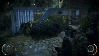 Hitman Absolution gameplay- MSi afterburner video capture