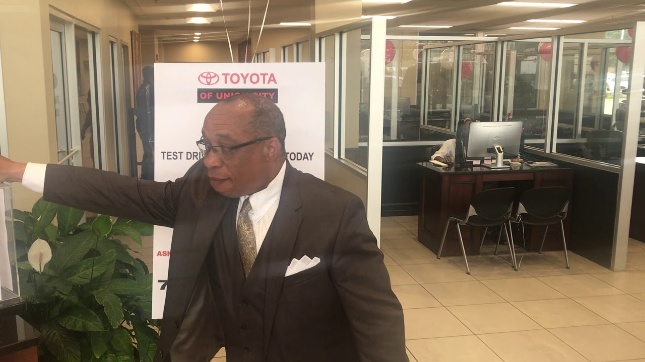 Toyota Of Union City >> Toyota Of Union City Car Give Away Serving Atlanta Ga