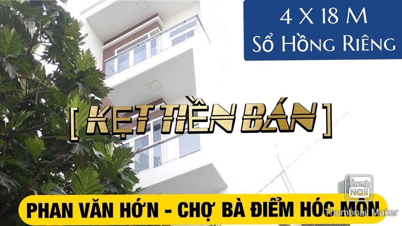 image [Bán Nhà đất Hóc Môn 2020] ✅ Bán nhà phố cao cấp đường Phan Văn Hớn gần chợ Bà Điểm