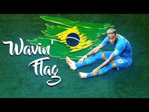 Neymar Jr ● Wavin' Flag ● Skills, Assists & Goals 2018 | HD