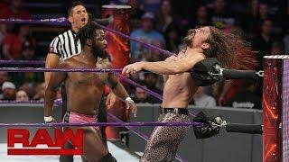 Rich Swann vs. Brian Kendrick: Raw, 24. Oktober 2016