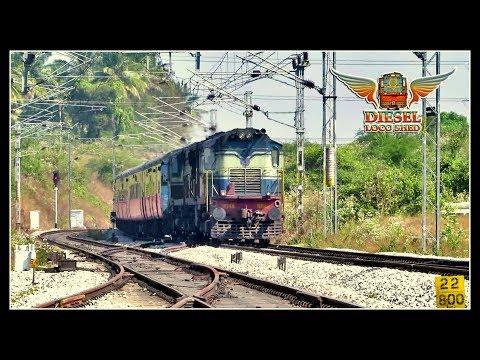 In Fond MEMORY of TWO GREAT WARRIORS from KRISHNARAJAPURAM !! Indian Railways