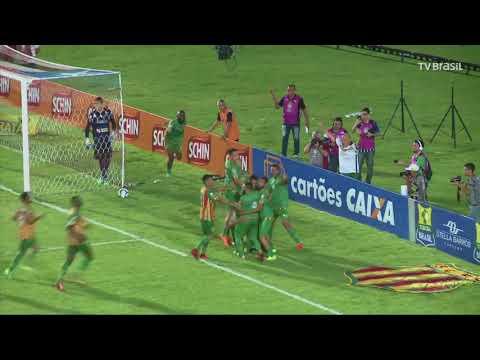 Sampaio Correa Vence Jogo De Ida Da Semifinal Da Copa Do Nordeste