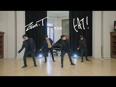 [EAST2WEST] Zion.T(자이언티) - Eat(꺼내 먹어요) Choreography by Song Tran